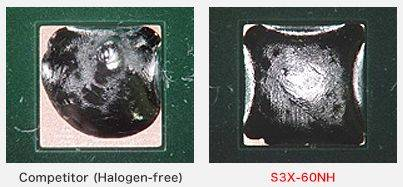 S3X-60HN less carbides for less cleaning