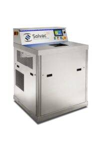 A solvac benchtop component cleaning machine | Fraser Technologies