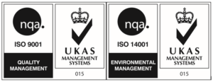 Fraser Technologies can assist you in achieving ISO 9001 and ISO 14001 compliant processes