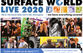 Come and visit us at stand C17 at Surface world 2020