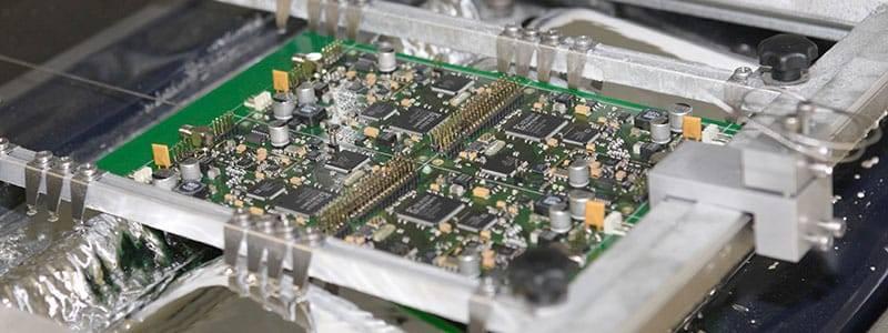 wave soldering image
