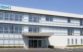 Image of Koki's state of the art Higashimatsuyama Techno Centre (HMTC)