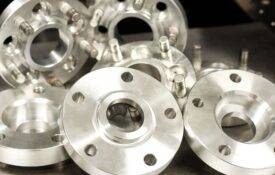 image of cleaned metal components